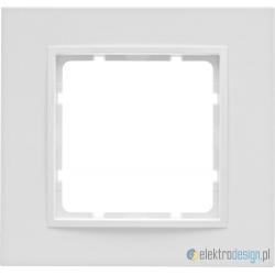 Ramka 1-krotna biały mat Berker B.7