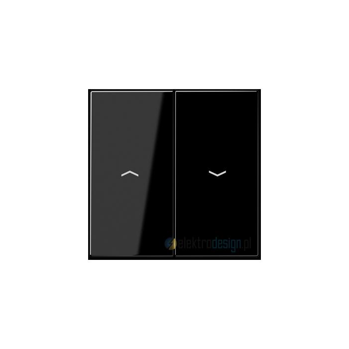 jung ls 990 cznik aluzjowy pozostaj cy czarny. Black Bedroom Furniture Sets. Home Design Ideas