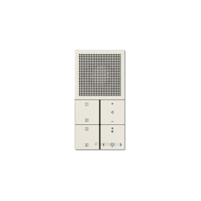 jung ls 990 radio podtynkowe kremowe. Black Bedroom Furniture Sets. Home Design Ideas
