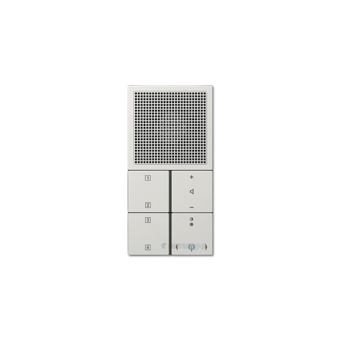 jung ls 990 radio podtynkowe szare. Black Bedroom Furniture Sets. Home Design Ideas