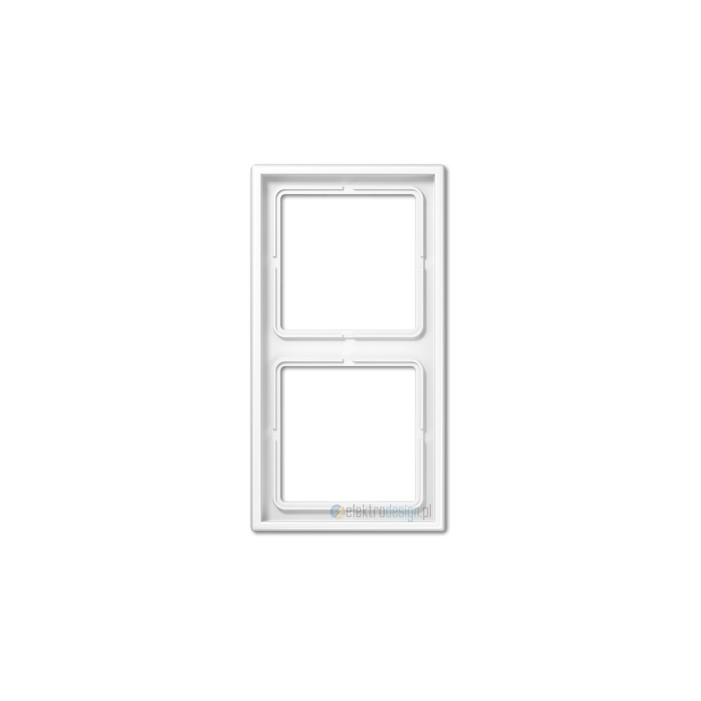 jung ls 990 ramka 2 krotna bia a. Black Bedroom Furniture Sets. Home Design Ideas