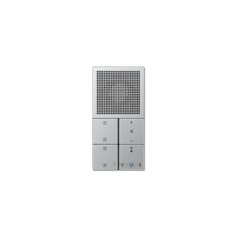 jung ls aluminium radio podtynkowe aluminium. Black Bedroom Furniture Sets. Home Design Ideas
