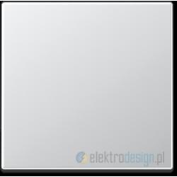 Włącznik krzyżowy pojedynczy, kolor: alu, JUNG A-creation