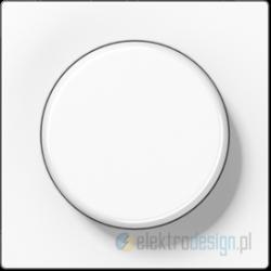 Ściemniacz obrotowy 20-500W/VA biały A-creation JUNG