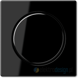 Satelita do ściemniacza uniwersalnego 50-420W/VA czarny Jung A-creation