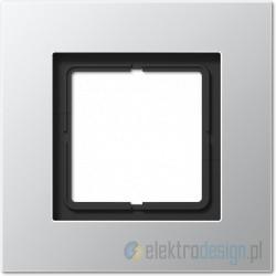 Ramka 1-krotna, aluminium JUNG LS PLUS