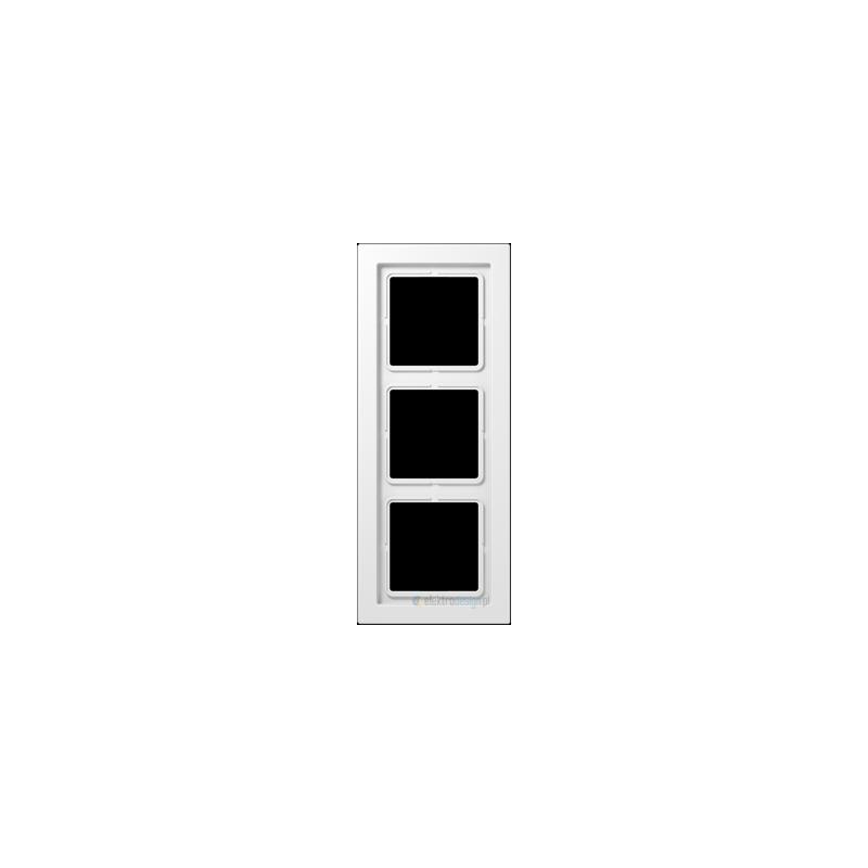 jung ls design ramka 3 krotna bia a. Black Bedroom Furniture Sets. Home Design Ideas