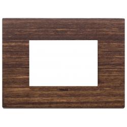 Ramka ozdobna, lite drewno, 3M, Eukaliptus, Vimar Eikon EXÉ