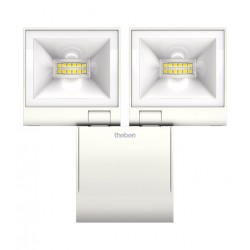 2 Reflektory LED, biały, theLeda S20L, Theben
