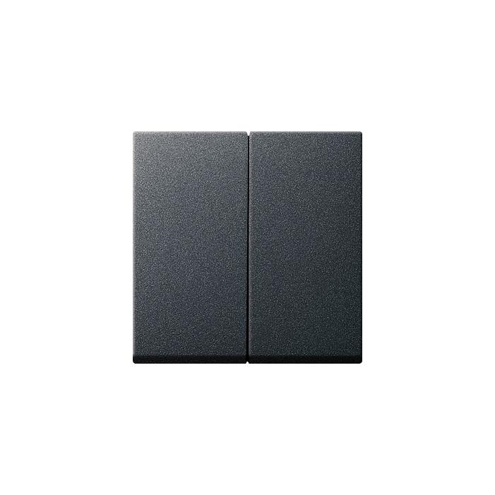 Łącznik podwójny seryjny (świecznikowy) antracytowy System 55 GIRA