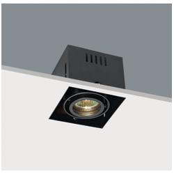 Lampa podtynkowa pojedyncza VENEZINA Invisible A