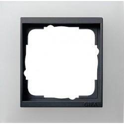 Ramka pojedyncza Gira Event Opaque biały