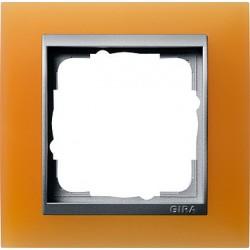 Ramka pojedyncza Gira Event Opaque pomarańczowa