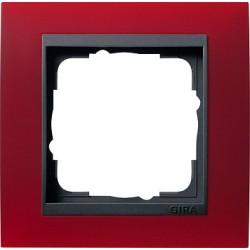 Ramka pojedyncza Gira Event Opaque czerwony