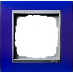 Ramka pojedyncza Gira Event Opaque niebieski