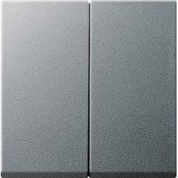 Łącznik podwójny seryjny schodowy (świecznikowy) alu System 55 GIRA