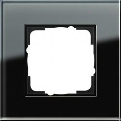 Ramka pojedyncza Gira Esprit Szkło czarne