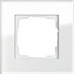 Ramka pojedyncza Gira Esprit Szkło białe