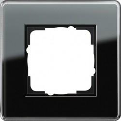 Ramka pojedyncza Gira Esprit Szkło C czarne