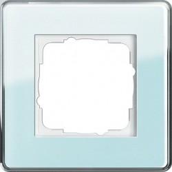 Ramka pojedyncza Gira Esprit Szkło C seledynowe