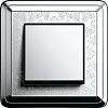 Gira ClassiX Art Chrom