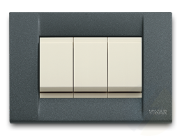 Vimar Idea slate grey